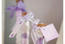 fragola lilla / Bomboniere e partecipazioni