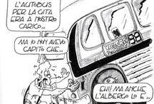 """L'ABBICI del Turismo / Vignette su #viaggi e #turismo estrapolate da """"L'ABBICI del Turismo"""", edito da Editoria&Immagine"""