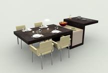 Designobjekte / Designobjekte aus Naturstein und Quarzcomposit für Bad, Küche, Wohnen