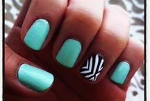 Nails / by Sheena Bowers-Garnett