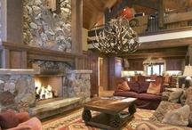 cozy home / by Cheryl Yacovoni
