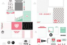 Chic Tags / Chic Tags exclusive stamp set giveaway!  2.24.14
