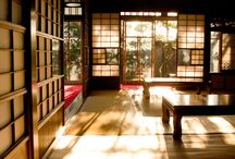 Japanese architecture / screens / shoji/screens.japanese interior.