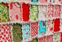 Quilts - Rag Quilts / by Lynda Dodd