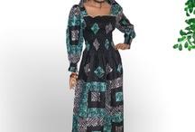 African Fashion Dresses Pt. 2