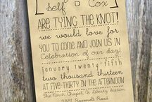 Wedding ideas for B! / Ideas for B! / by Tira S