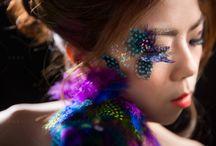 特殊彩妝_Special makeup / 新娘秘書,新秘,新娘粧,新娘單妝,新娘妝髮