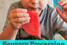 Sensory Processing / Ideas for living & coping with Sensory Processing