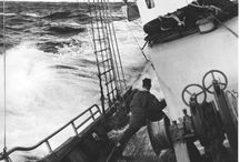 Bernard Izabelle explorateur polaire EPF et ANARE / Parcours de mon oncle paternel au sein des Expéditions Polaires Françaises et ANARE dans les années 50