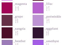 color vocabulay