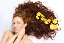 Уход за волосами. Красивые волосы / Уход за волосами и кожей головы. Красивые и здоровые волосы
