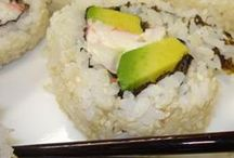 Recipes: Sushi