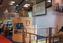 Standbouw / Stand die ontworpen en gebouwd zijn door Custom Expo & Interior.