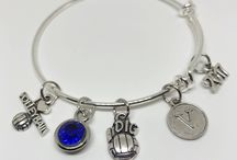 Volleyball Jewelry / Gorgeous Custom Volleyball Jewelry to energize your passions, inspire your goals and empower your life.  http://LifestyleandSportsJewelry.com/