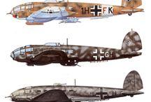 Aviacion a piston - BOMBARDEROS