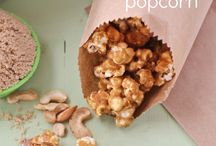 FOOD: Sweeeeet snacks
