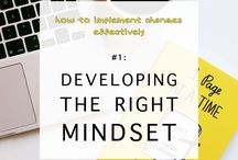 Self-development / Self-development images and quotes linked to great blog posts and articles to help you improve yourself!