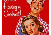 Vintage BBQ / Some classic BBQ and grilling pictures from around the web