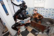 Rubbersisters / the ultimate female transformation