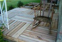 Palett deck