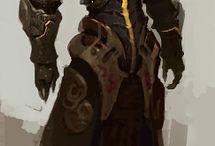High character design