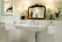 Bathrooms / by Tara Austen Weaver