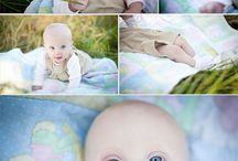 Family Portraits / Inspiration for family portrait sessions | Coordinating outfits for family portraits.