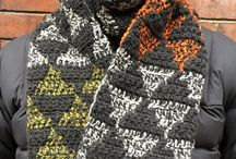 Mens Crochet Scarf Patterns