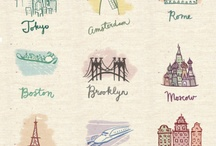 Travel Bucket List / by Alexandra Dadisman