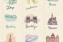 Travel Bucket List / by Alexandra Dadisman
