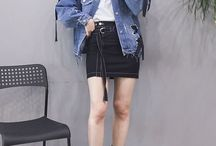 Korean daily style