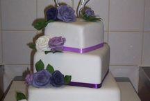 Wedding Cakes / Cake Ideas I love