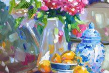 Watercolors & more