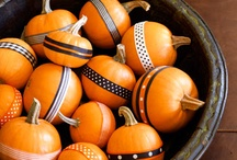 Fall Decor / Pumpkins / All things for decorating pumpkins for Fall!