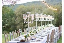 Wedding Inspriation: Tablescapes