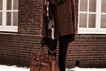 Winter Wardrobe  / by Jasmin Coupland