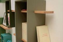 Étagères\ bibliothèque
