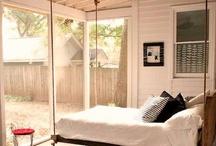 Sleeping porches / by Rebecca Estes