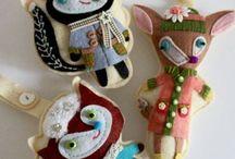 felt / craft and decoration
