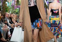 Desfile p/v 2014 Dior / El desfile de primavera verano de 2014 de Christian Dior