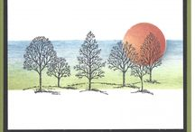 Lovely as a Tree stamp set