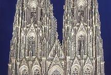 Arquitectura en templos religiosos