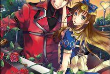 Alice au royaume de coeur