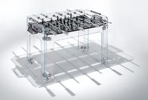 Designer Foosball Tables / Luxury Foosball Tables - Available exclusively at Quantum Play - We Deliver Superior Entertainment - www.quantum-play.com