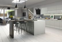 Vivo Grey and Ivory Kitchen Ranges. Introductory offer of 15% off the usual rrp until 31 March 2015. / Vivo Grey and Ivory Kitchen Ranges.