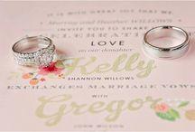 Kelly & Greg Wedding