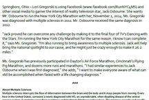Jack Osbourne, please run NYC Marathon with me for MS / by Lori Gregorski