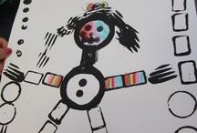 Kinder art / by Stella Luckey