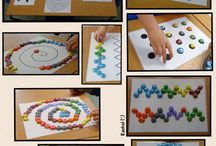 Fine motor activities / Handwriting group