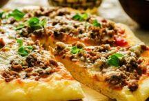 Tarte,Pizza,Tourte